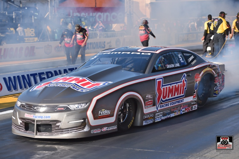 Lucas Oil NHRA Winternationals