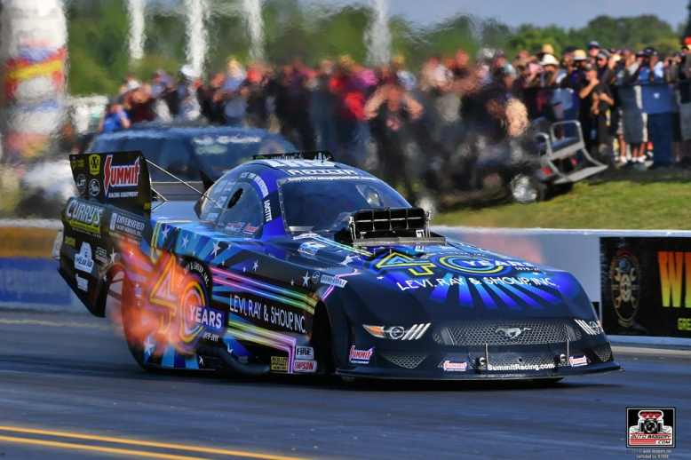 Second annual Virginia NHRA Nationals