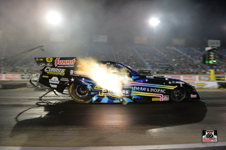 The 22nd annual Route 66 NHRA Nationals